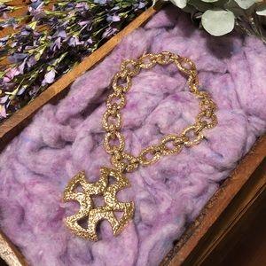 Monet vintage late 70's necklace